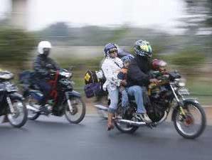 Tips dan Trik Mudik Aman dengan Sepeda Motor