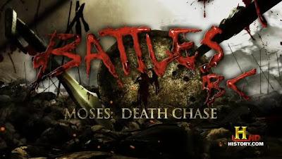 Batallas legendarias: Moisés - Persecución Mortal