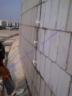 solusi perbaikan beton