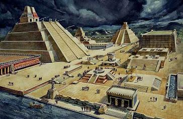 centros ceremoniales/arquitectura