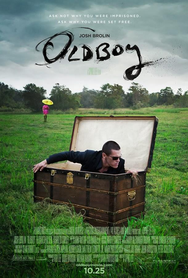 Oldboy, remake de 2013