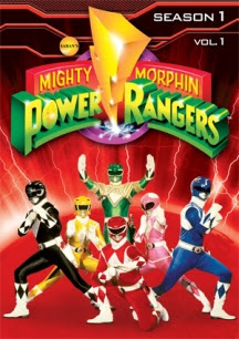 Siêu Nhân Khủng Long Phần 1-Mighty Morphin Power Rangers Season 1