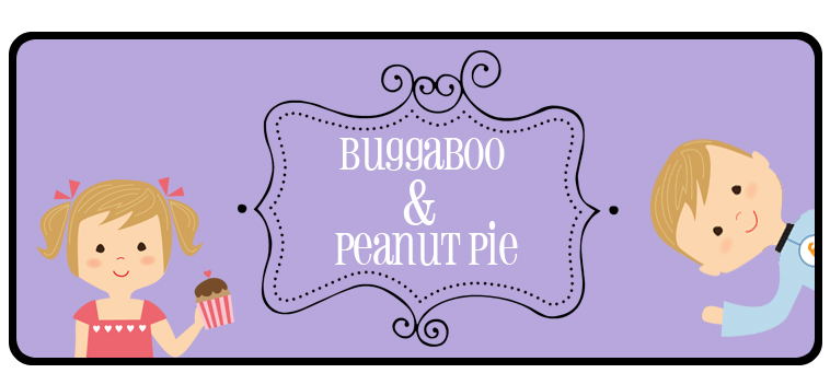 Bugaboo &amp; Peanut Pie