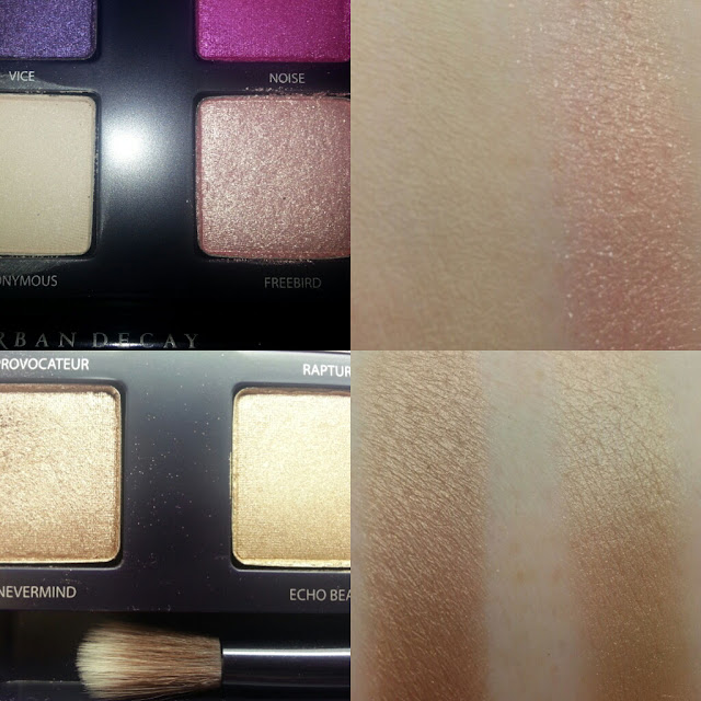Urban Decay – The Vice Palette Review