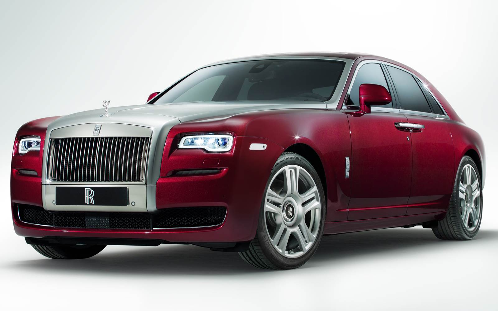 Rolls Royce Ghost Série II