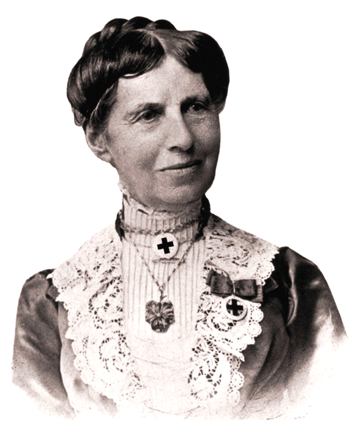 Clara Barton was an American humanitarian and a nurse, accredited with the formation of American Red Cross. She was born on December 25, 1821 in Massachusetts,  United States. She developed an interest in medicine at the very young  age of 11 while she was nursing her ailing brother. She played an  important role during the American Civil War  by helping hundreds of wounded soldiers.
