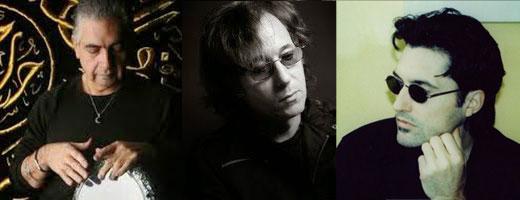Hossam Ramzy - Richard Barbieri - Steve Jansen