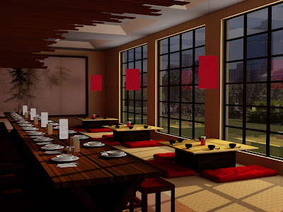 Japanese Restaurant Pictures Download