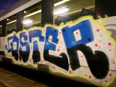 graffiti Остер