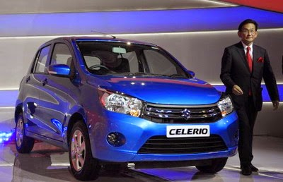 Suzuki Karimun Wagon R GS vs Suzuki Celerio