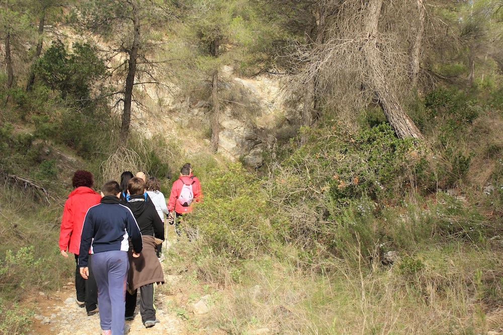 Ceheg n actualidad las rutas de turismo familiar en la - Vacaciones en la sierra ...
