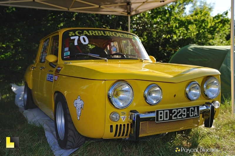 Renault 8 photo pascal blachier