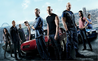 Fast and Furious 6 Characters HD Wallpaper