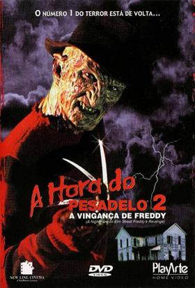 A Hora do Pesadelo Parte 2: A Vingança de Freddy – HD 1080p