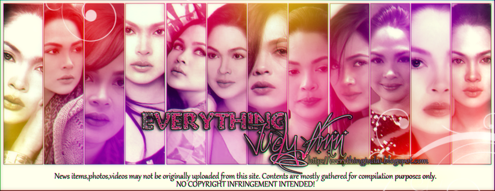 Everything Judy Ann!