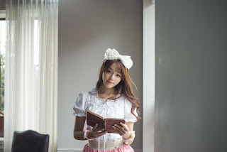 5 Ji Yeon - very cute asian girl-girlcute4u.blogspot.com