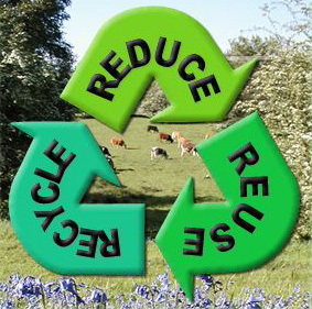 Recycling crafts from cardboard plastic wood tin and for Reduce reuse recycle crafts