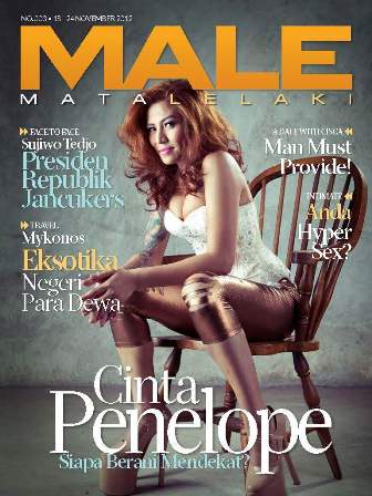 Download MALE Edisi 003 - Cinta Penelope
