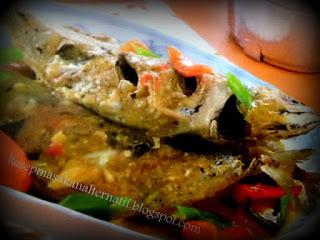 Resep Ikan Kembung Goreng Bumbu Pedas