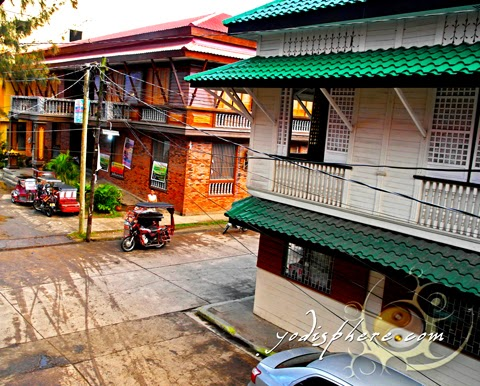 hover_share Ancestral old Spanish Houses at the Plaza of Boac Marinduque