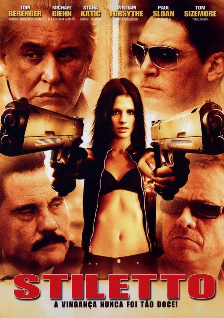 Stiletto: A Vingança Nunca Foi Tão Doce Torrent - BluRay 720p e 1080p Dual Áudio (2008)