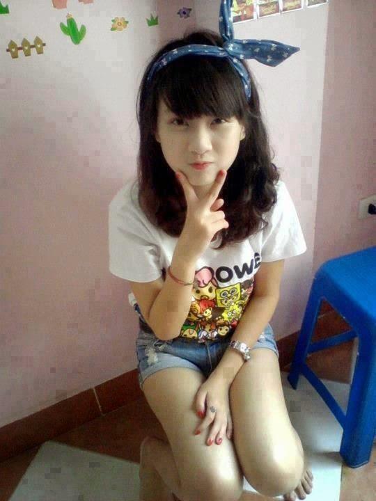 Teen girl vay ngan