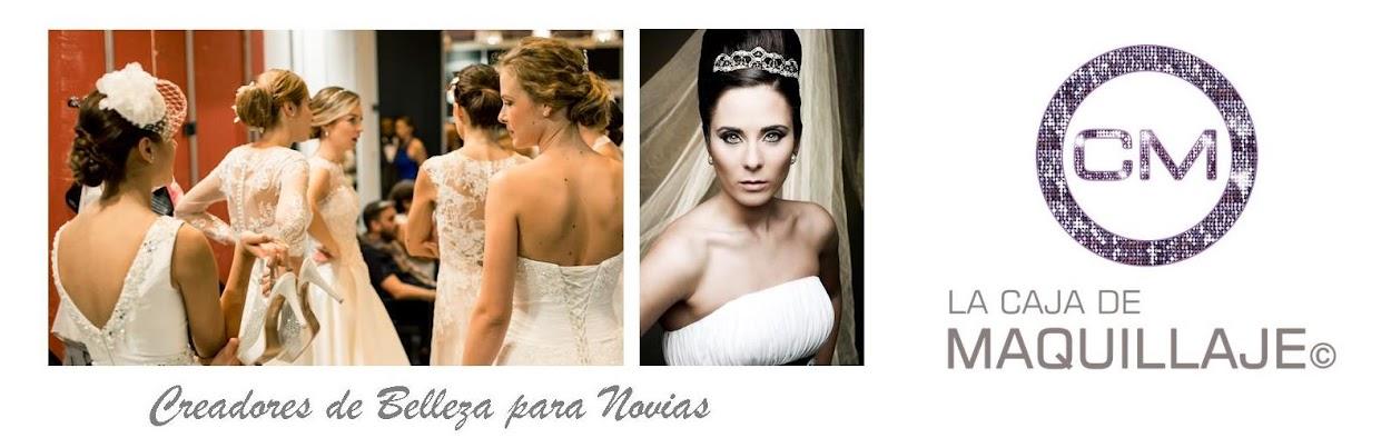 Maquilladores y Estilistas de novias & Wedding Stylist.