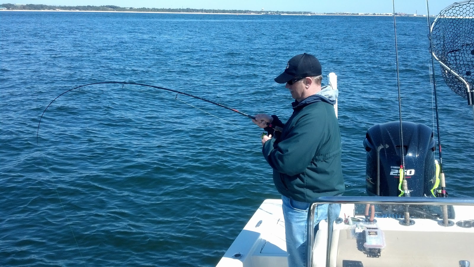 Flat out charters navarre to pensacola fishing reports for Tides for fishing pensacola