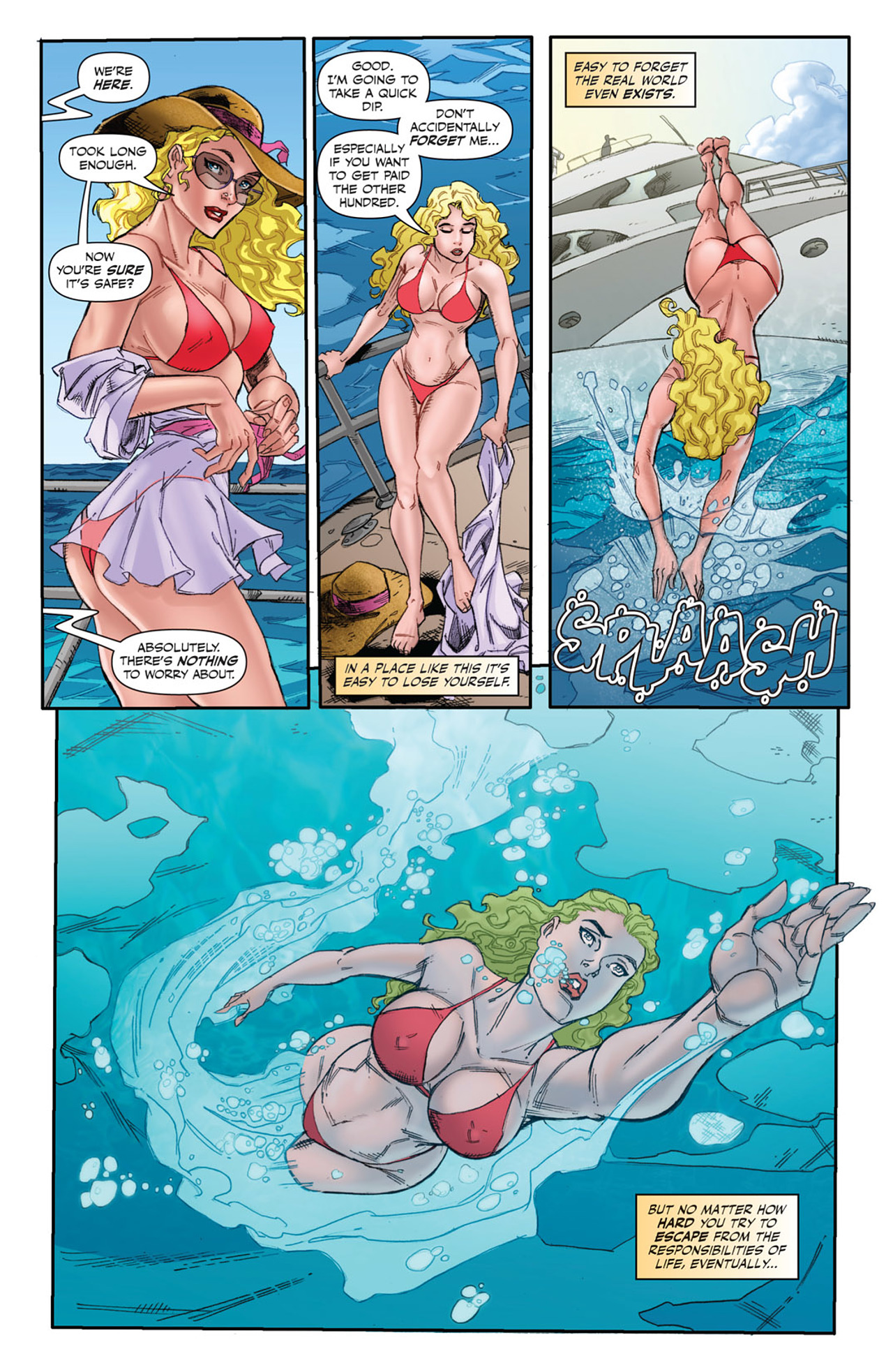 Grimm Fairy Tales (2005) Issue #40 #43 - English 5