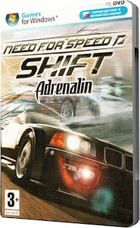 games Download   Need for Speed   Shift Adrenalin RePack   PC   (2011)