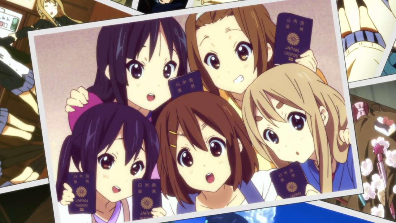 K Anime Season 2 Episode 1