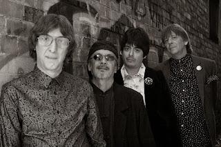 The Flamin' Groovies - Interview with Cyril Jordan, Nov. '13 / Show at Warsaw in Brooklyn on Nov. 15th