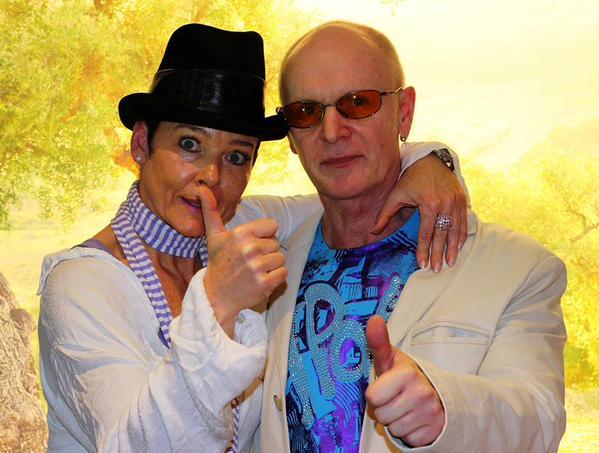 Schlagerduo Yvi & Eyk