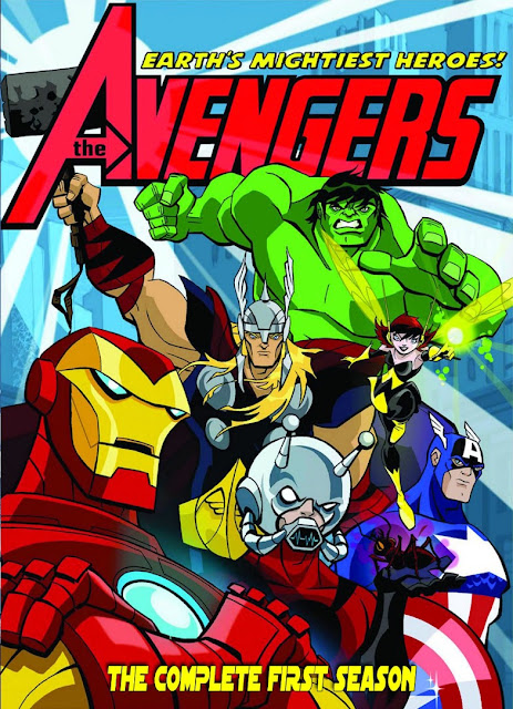 Avengers Earth's Mightiest Heroes Temp 1 Completa