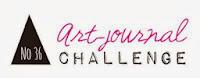"""art journal challenge No36► """"taste of""""/""""smak"""" 17.10.2013"""