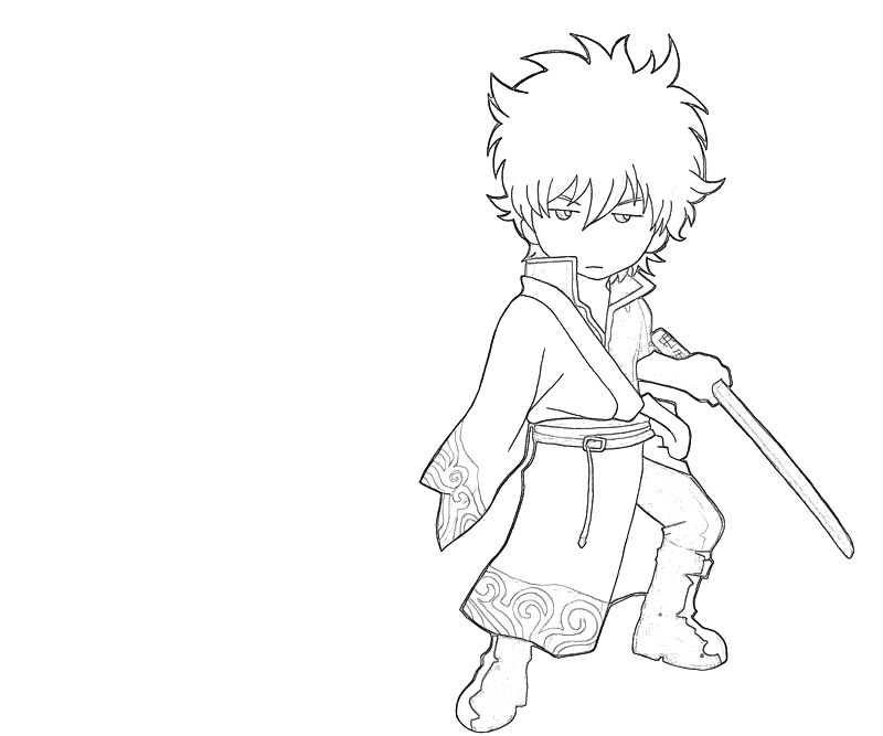 printable-sakata-gintoki-chibi-coloring-pages