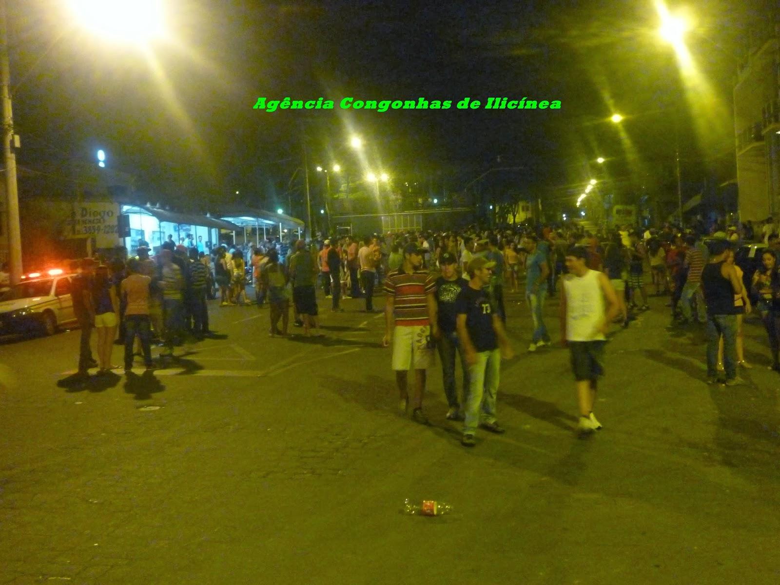Pré carnaval em Ilicínea