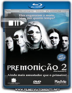 Premonição 2 Torrent - BluRay Rip 1080p Dublado