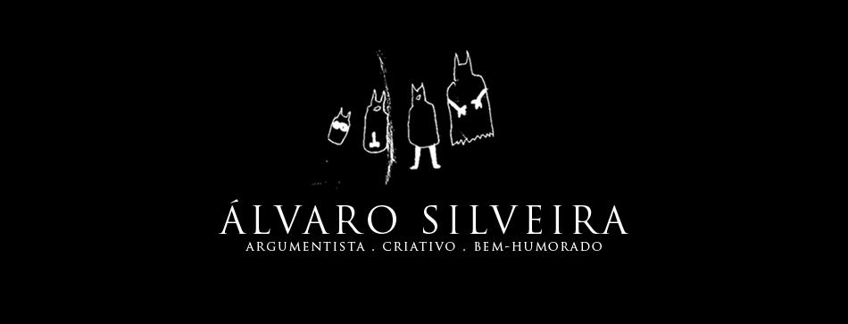Álvaro Silveira // Idiota Profissional