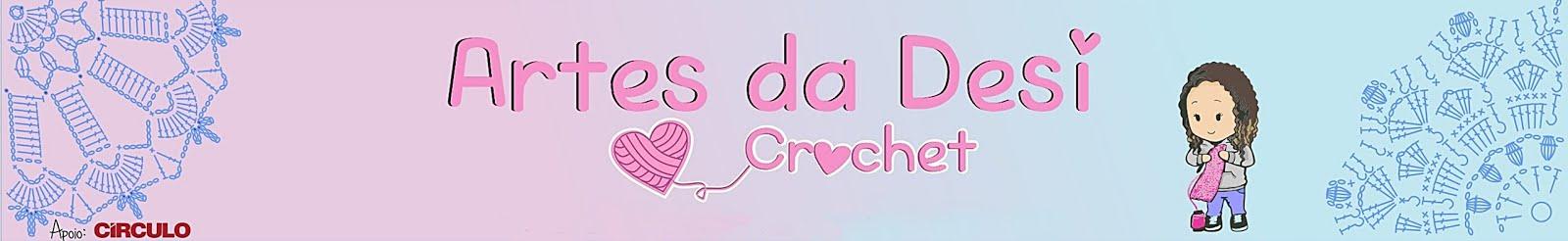 Artes da Desi Crochet