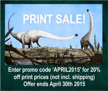 Cheap prints for April 2015!