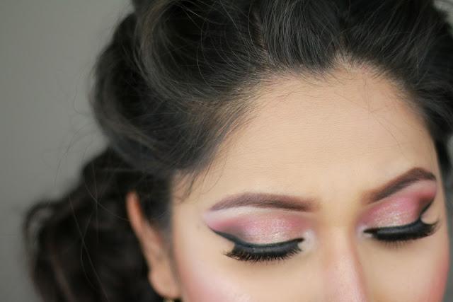 Shahnaz Shimul - How Apply False Eyelashes Easy Way
