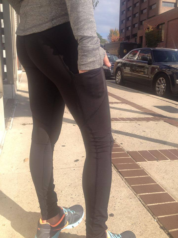 lululemon black speed tight ii