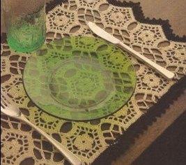 "Set a Crochet ""Corazas de Tortugas"""