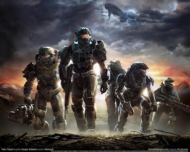 #35 Halo Wallpaper