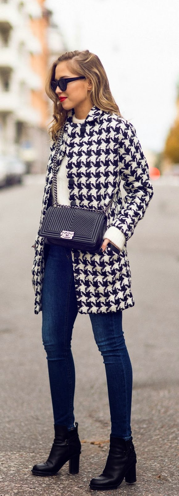 Stylish fall fashion...