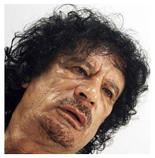 Col.Gaddafi Plastic Surgery
