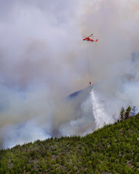Peavine Creek Fire