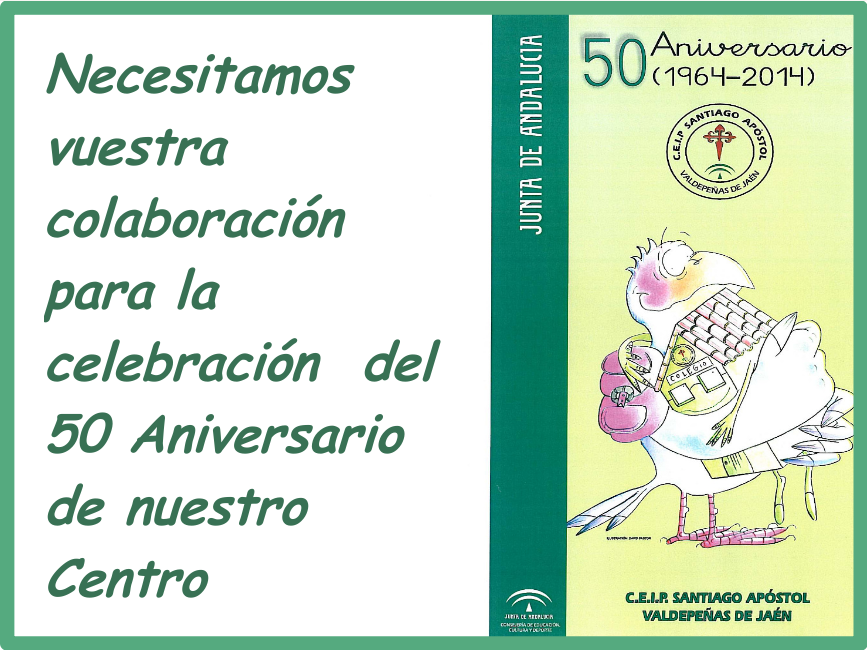 Celebramos el 50 Aniversario de Nuestro Colegio