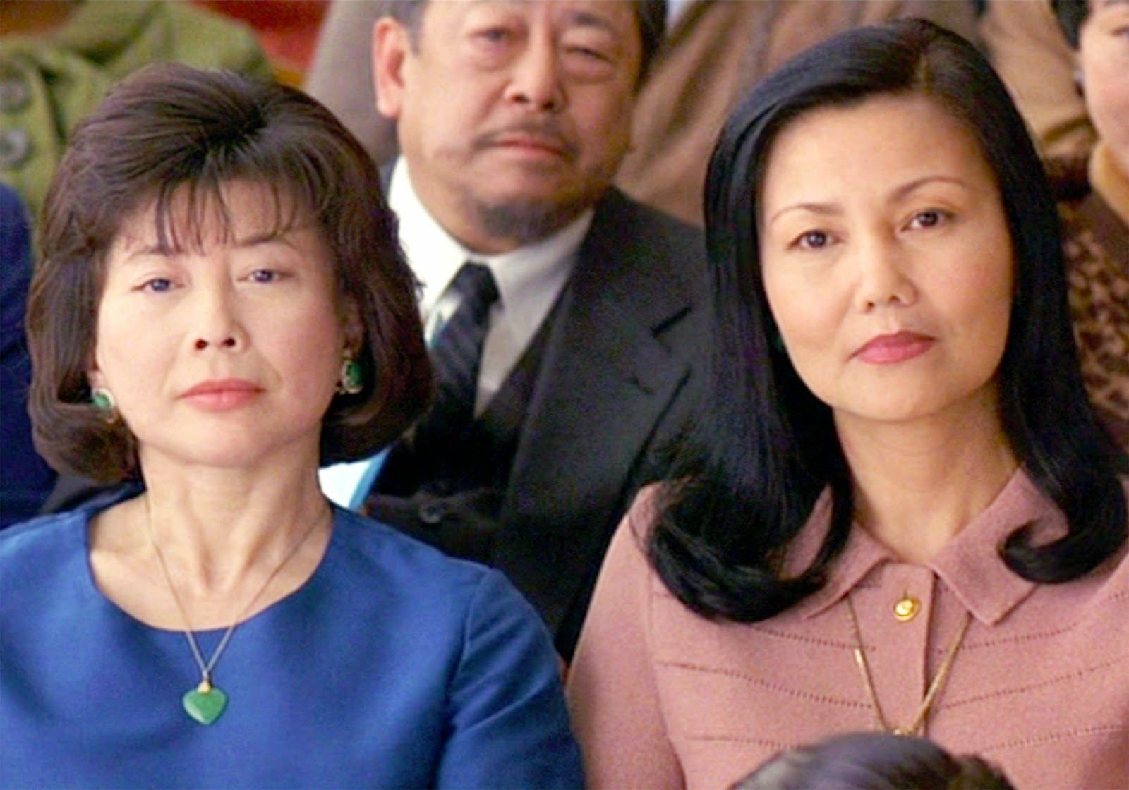 an essay on lindo jong and the joy luck club An analysis of mirror selves in amy tan's the the joy luck club by through the characters of waverly and lindo jong in her novel the joy luck club.